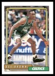 1992 Topps #17  Dee Brown  Front Thumbnail