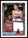 1992 Topps #88  Loy Vaught  Front Thumbnail