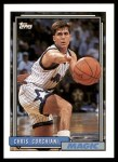 1992 Topps #98  Chris Corchiani  Front Thumbnail