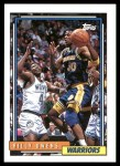 1992 Topps #129  Billy Owens  Front Thumbnail