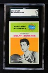 1961 Fleer #39  Dolph Schayes  Front Thumbnail
