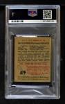 1948 Bowman #31  Salvatore Rosato  Back Thumbnail
