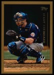 1999 Topps #146  Terry Steinbach  Front Thumbnail