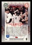 1999 Topps #234   -  Chuck Knoblauch World Series Back Thumbnail