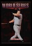 1999 Topps #236   -  Tino Martinez World Series Front Thumbnail