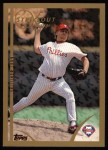 1999 Topps #447   -  Curt Schilling Strikeout Kings Front Thumbnail