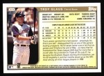 1999 Topps #326  Troy Glaus  Back Thumbnail