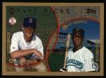 1999 Topps #443  Adam Everett / Chip Ambres  Front Thumbnail