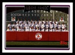 2006 Topps #269   Boston Red Sox Team Front Thumbnail
