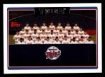 2006 Topps #282   Minnesota Twins Team Front Thumbnail