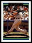 2006 Topps #384  Toby Hall  Front Thumbnail