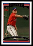 2006 Topps #305   -  Chuck James Rookie Card Front Thumbnail