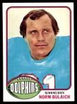 1976 Topps #413  Norm Bulaich  Front Thumbnail