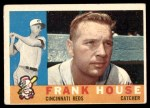 1960 Topps #372  Frank House  Front Thumbnail