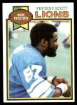1979 Topps #178  Freddie Scott  Front Thumbnail