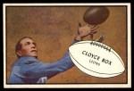 1953 Bowman #77  Cloyce Box  Front Thumbnail