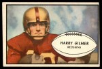 1953 Bowman #27  Harry Gilmer  Front Thumbnail