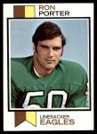 1973 Topps #342  Ron Porter  Front Thumbnail