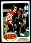 1976 Topps #246  Larry Schreiber  Front Thumbnail