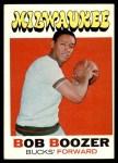 1971 Topps #43  Bob Boozer  Front Thumbnail