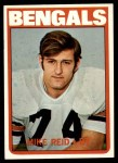 1972 Topps #67  Mike Reid  Front Thumbnail