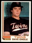 1982 Topps #738  Dave Engle  Front Thumbnail