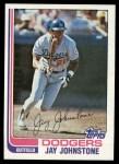 1982 Topps #774  Jay Johnstone  Front Thumbnail