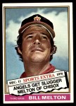 1976 Topps Traded #309 T Bill Melton  Front Thumbnail