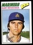 1977 Topps #317  Kurt Bevacqua  Front Thumbnail