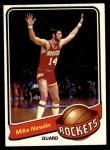 1979 Topps #15  Mike Newlin  Front Thumbnail