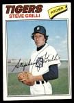 1977 Topps #506  Steve Grilli  Front Thumbnail
