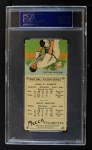 1911 T201 Mecca  James Barrett / Stoney McGlynn  Back Thumbnail