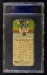 1911 T201 Mecca  John Coombs / Ira Thomas  Back Thumbnail
