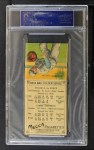 1911 T201 Mecca  Frank LaPorte / Jim Stephens  Back Thumbnail
