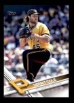 2017 Topps #587 A Gerrit Cole  Front Thumbnail