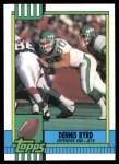 1990 Topps #458  Dennis Byrd  Front Thumbnail
