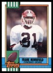 1990 Topps #159  Frank Minnifield  Front Thumbnail