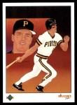 1989 Upper Deck #685   -  Andy Van Slyke Pittsburgh Pirates Team Front Thumbnail