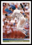 1993 Upper Deck #333  Paul Molitor  Front Thumbnail
