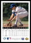 1993 Upper Deck #175  Ryne Sandberg  Back Thumbnail