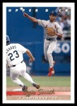 1993 Upper Deck #146  Ozzie Smith  Front Thumbnail