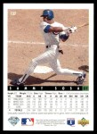 1993 Upper Deck #127  Sammy Sosa  Back Thumbnail