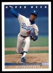 1993 Upper Deck #324  Pedro Martinez  Front Thumbnail