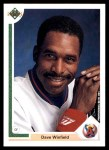 1991 Upper Deck #337  Dave Winfield  Front Thumbnail