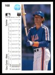 1990 Upper Deck #168  Gary Carter  Back Thumbnail