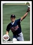 1990 Upper Deck #436  Mark Guthrie  Front Thumbnail