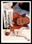 1990 Upper Deck #20   -  Mike Schmidt Mike Schmidt Special Front Thumbnail