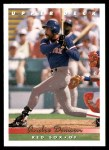 1993 Upper Deck #777  Andre Dawson  Front Thumbnail