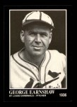 1991 Conlon #88  George Earnshaw  Front Thumbnail