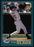 2001 Topps #175  Troy Glaus  Front Thumbnail